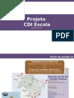 Projeto CDI Escolaexterno