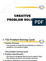 Solving Problems at Work-howard