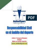 Apuntes de Responsabilidad Civil en El Deporte