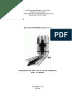 Biografias de Aprendizagens de Mulheres Encarceradas