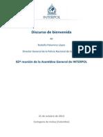 13y2026 s Discurso Bienvenida r Palomino (or)