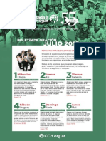 Boletín Oración CCH Julio 2015
