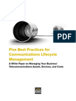 GSG White Paper - 5 Best Practices for CLM