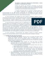 2 - ATOS PROCESSUAIS - Resumo Ovídio - Incompleto - Para a Prova