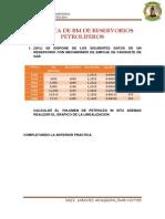 Practica de Declinacion de Reservorios