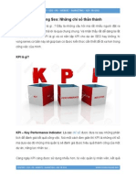 KPI Trong SEO