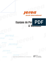 Jereh Equipos de Perforación & Workover
