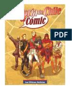 Comic HIstoria de Chile