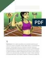 Formas de aumentar musculatura