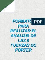 Formato analisis 5 Fuerzas de Porter.ppt