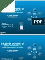 Virtual Educa.2015 EDUCACIÓN TRANSMEDIAL