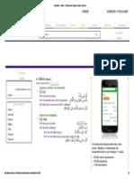 Traduction _ Falloir - Dictionnaire Français-Arabe Larousse