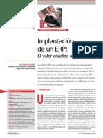 Implantacion Erp