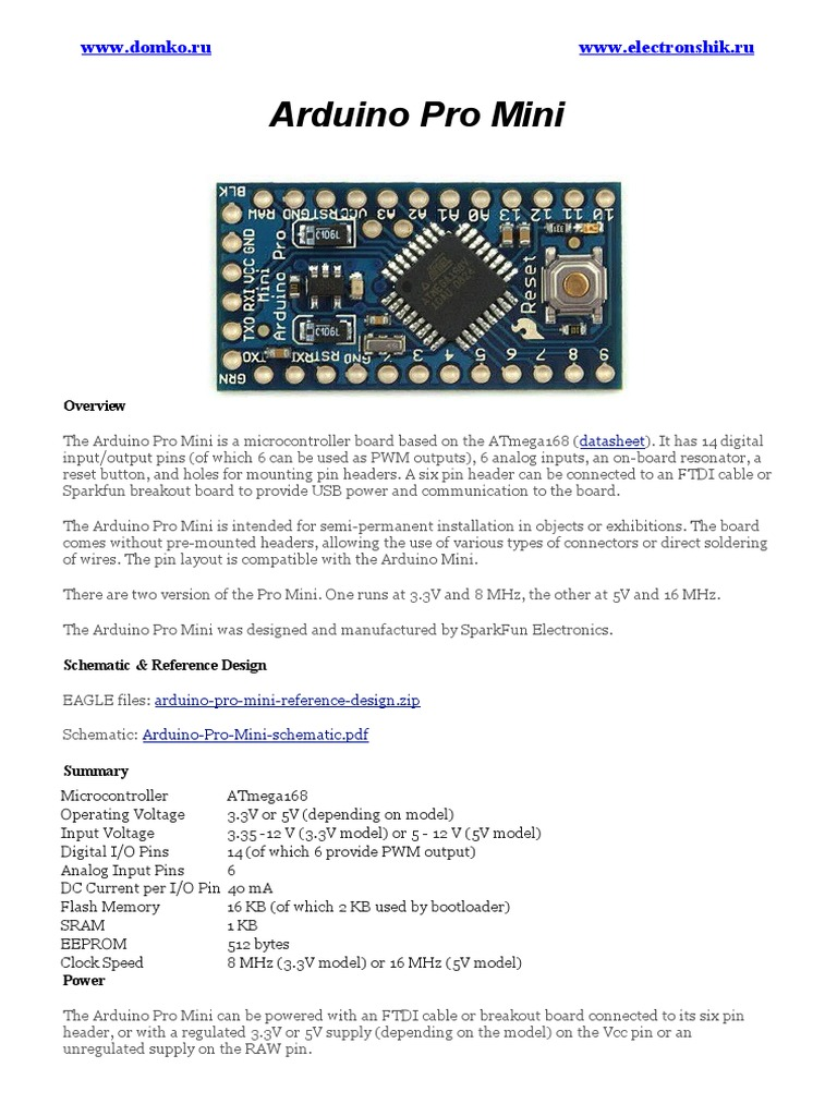 Pro Mini 3 Arduino Computer Hardware Can Bus Wiring Diagram Also Usb Pinout