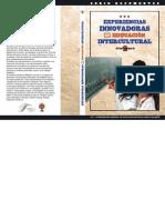 Educación intercultural