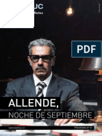Allende Noche de Septiembre Cuadernillo Teatro Uc