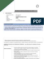 Programa 4º FCC Rutas2015