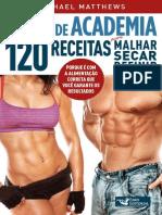Dieta de Academia Digital Mini Livro 1