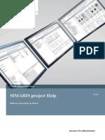 Help SIMARIS Project 3.1 En