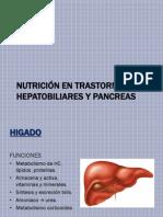 12-Nutrición en Trastornos Hepatobiliares y Pancreas