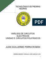 Unidad 5 Sistemas Polifasicos