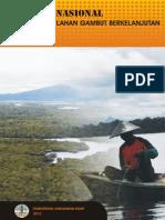 2. Strategi Nasional Pengelolaan Lahan Gambut Di Indonesai
