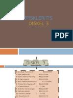 EPISKLERITIS