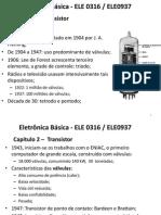 Eletronica-basica Capitulo 02 Transistor Completo 2014