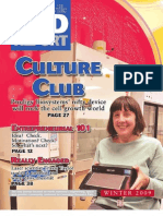 Amy Bishop on the cover of the R&D Report