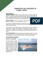 Monografia Flores, Petén