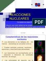 Clase Reacciones Nucleares