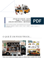 FOOD TRUCK - Analise Sincrônica