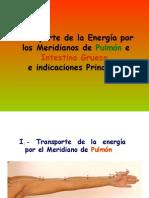 8va. Clase P-IG Transporte de La Energía Indicaciones