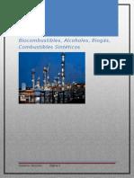 Biocombustibles, Alcoholes, Biogas, Combustibles Sinteticos (VASCONEZGIOVANNY)