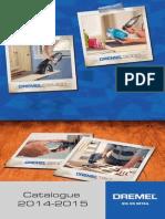 Dremel Catalogue 2014-2015