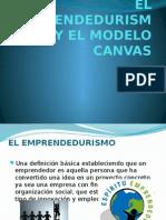 EL EMPRENDEDURISMO Y EL MODELO CANVAS.pptx