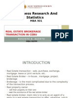 Real Estate Brokerage PRESENTATION