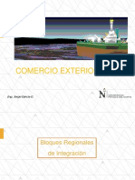 Bloques Regionales - Comercio Exterior - Copia