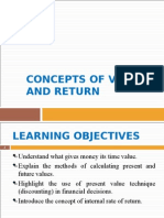 Concepts of Value and Return.ppt