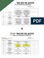 Cartel de Contenidos 2015 - COMPUTACION 1,2 II