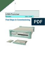 Usb-prommer Commissioning Manual en-En
