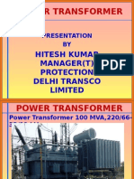 1. Power Transformer by HK Rajput.ppt