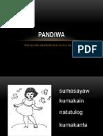 Pandiwa
