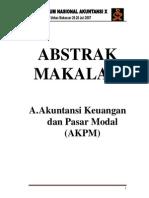 Abstrak Makalah SNA 10 Makassar