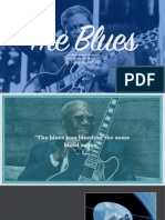 the blues - music assignment by casey boswell 8g