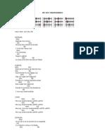 Canciones - Notas