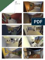 sims 4 dream house print- house tour pdf