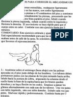 Cuatro Ejercicios Para Corregir El Mecanismo de La Rodilla