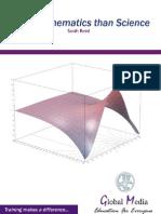More Mathematics Than Science.pdf