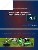 Global Lawn and Garden Equipment Industry 2015